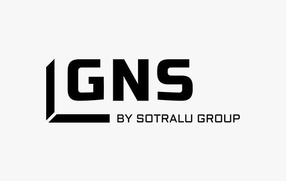 logotipo GNS