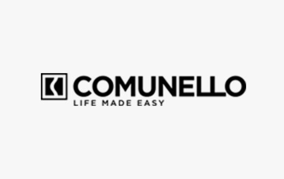 logotipo COMUNELLO