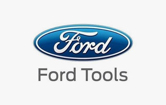 logotipo FORD TOOLS